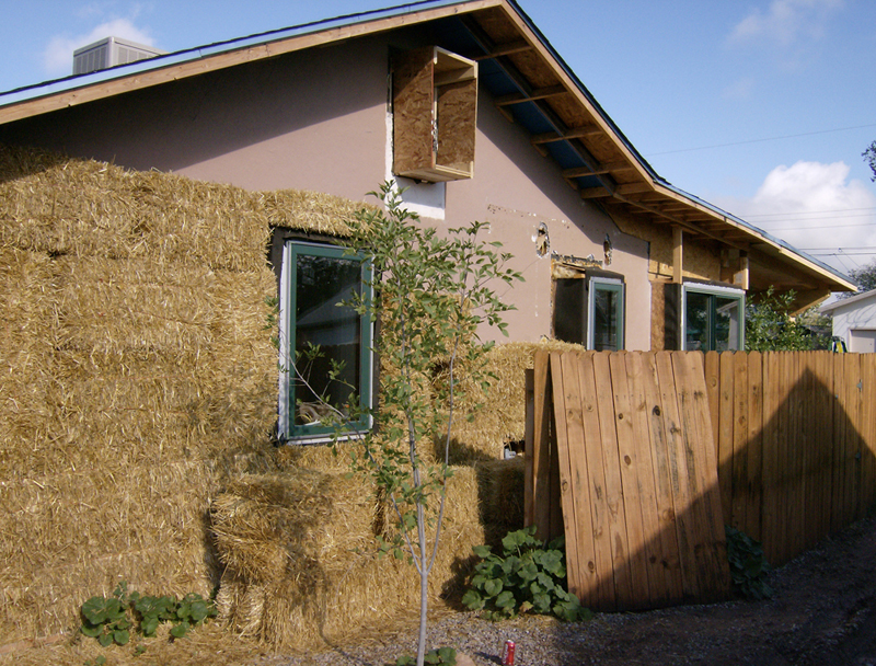 Joanne calkin 39 s straw bale home paja construction for House construction costs