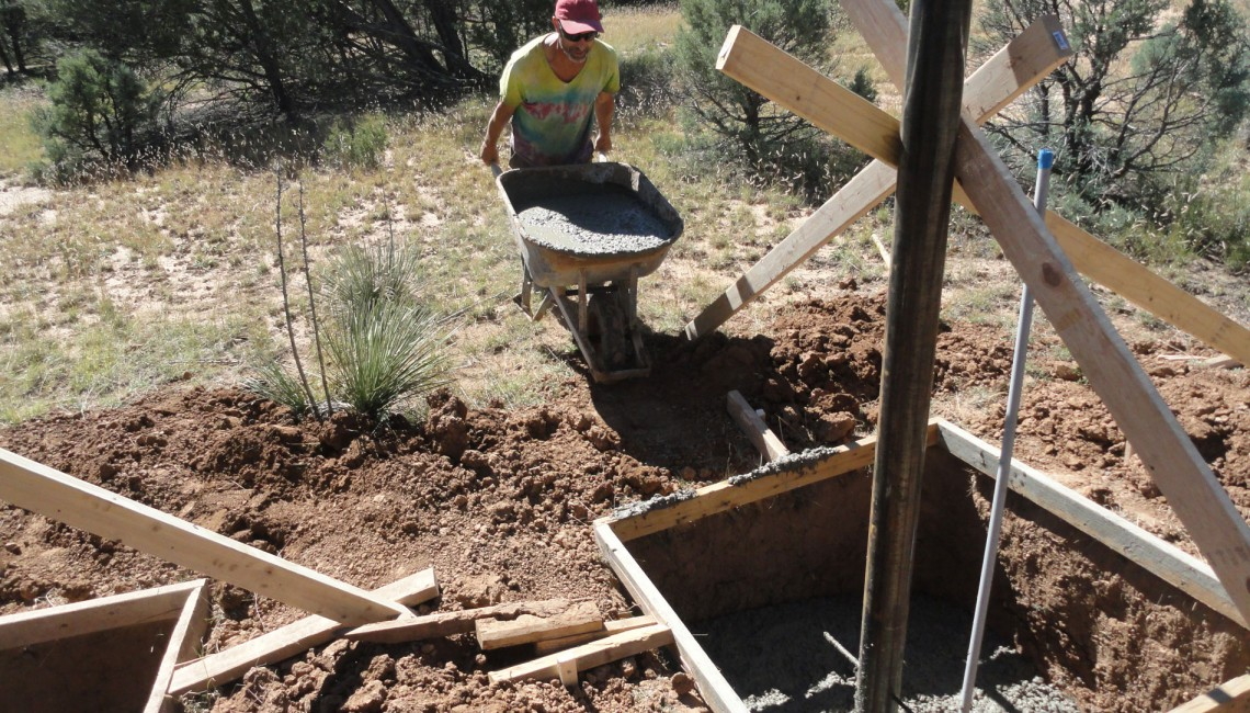 laying-foundation-for-PV-solar-panels-2