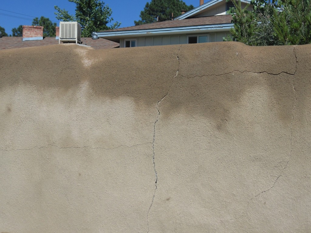 Stucco Straw Bale Walls New Mexico